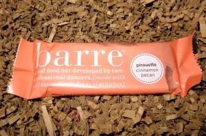 Pirouette Cinnamon Pecan Barre